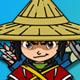 Chivalrous expert swordsman - GraphicRiver Item for Sale
