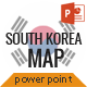 South Korea - Editable Map Presentation - GraphicRiver Item for Sale