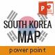 South Korea - Editable Map Presentation - GraphicRiver Item for Sale