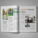 Simply Magazine Template - GraphicRiver Item for Sale