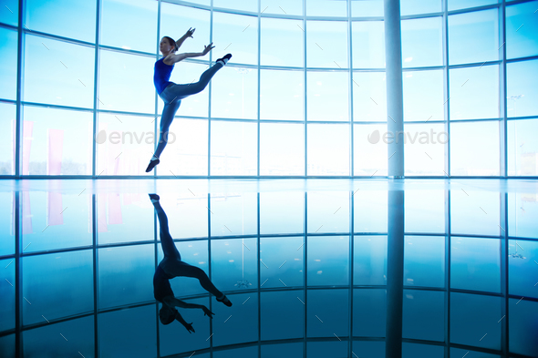 Young ballet dancer - Stock Photo - Images