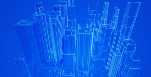 City blueprint by aae videohive city blueprint malvernweather Gallery