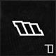 Megatrade Letter M Logo Template