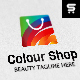Colour Shop Logo - GraphicRiver Item for Sale