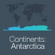 Continents Antarctica Keynote Template - GraphicRiver Item for Sale