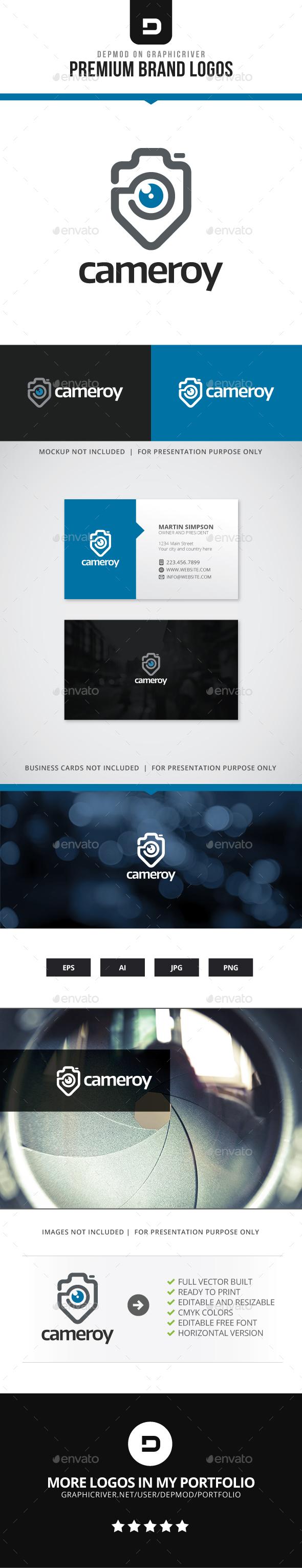 Cameroy Logo - Symbols Logo Templates