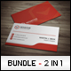 Business Cards Bundle #13 - GraphicRiver Item for Sale
