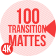 Transition Mattes Pack - VideoHive Item for Sale