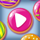 Big Donuts Game Set with GUI - GraphicRiver Item for Sale