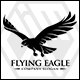 Flying Eagle Logo Template - GraphicRiver Item for Sale