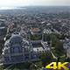 Istanbul Landscape And Suleymaniye Mosque - VideoHive Item for Sale