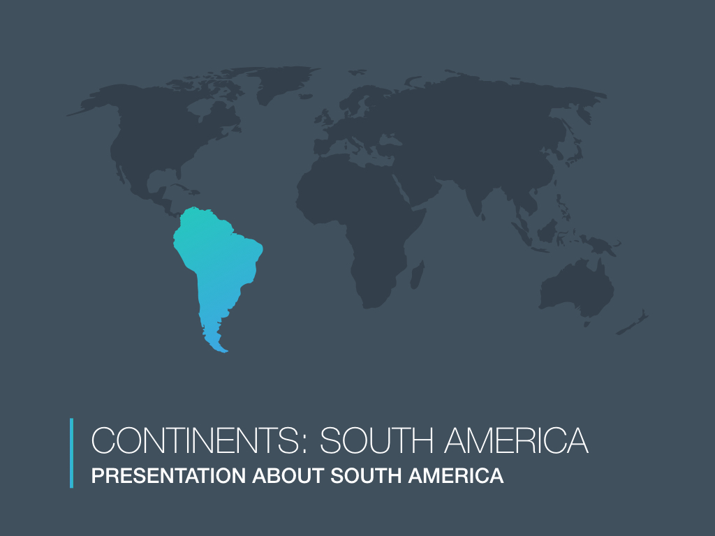 Continents south america powerpoint template by jumsoft graphicriver continents south america screenshots01previeweg toneelgroepblik Image collections
