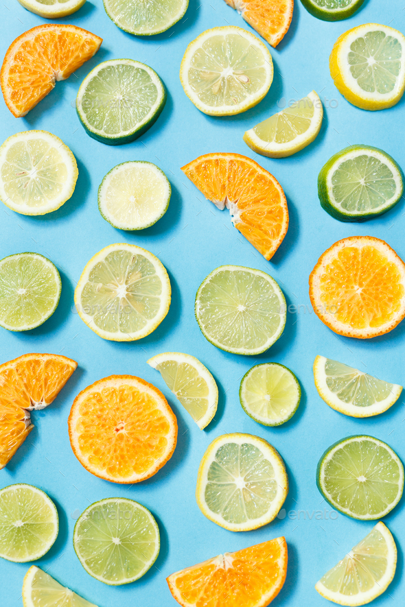 Fruit slices - Stock Photo - Images