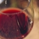 Red Wine Poured Into Glass. - VideoHive Item for Sale