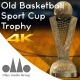 Old Basketball Sport Trophy Cup 02 - VideoHive Item for Sale