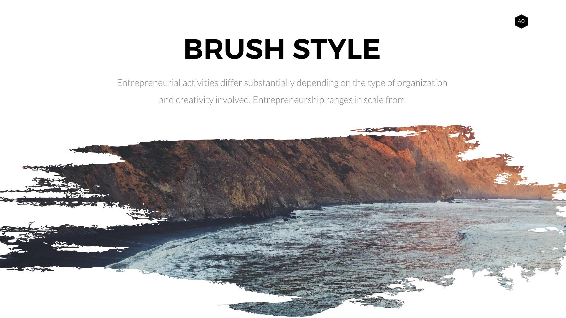 Prism minimal powerpoint template builder by louistwelve design prism minimal powerpoint template builder toneelgroepblik Image collections