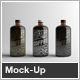 Coffee Bottle Packaging Mock-Up - GraphicRiver Item for Sale