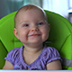Smiling Baby Face. Baby Girl Smiling. - VideoHive Item for Sale