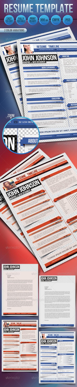 Professional Resume Timeline - Resumes Stationery