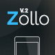 Zollo V2 HTML Landing page Nulled