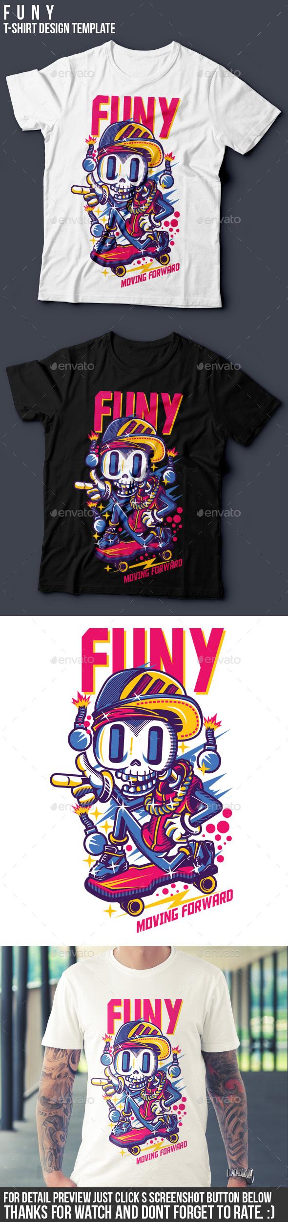 Funy T-Shirt Design