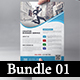 Corporate Business Flyer Bundle 01 - GraphicRiver Item for Sale