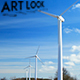 Wind Power Station - VideoHive Item for Sale
