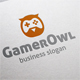 Gamer Owl Logo - GraphicRiver Item for Sale
