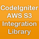 CodeIgniter AWS S3 Integration Library - CodeCanyon Item for Sale