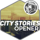 City Stories Opener - VideoHive Item for Sale