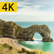 English Beach - Durdle Door - Dorset UK - VideoHive Item for Sale
