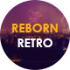 Reborn Retro - One Page WordPress Theme Nulled