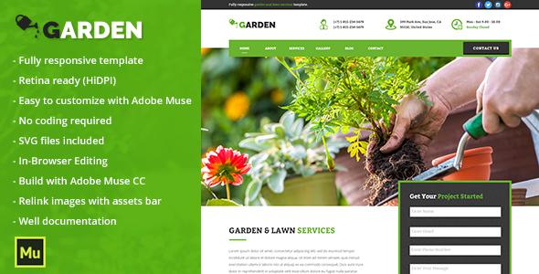 Garden – Responsive Garden and Lawn Services