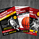 Summer Basketball Camp - GraphicRiver Item for Sale