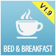 Bed&Breakfast Responsive Single Page - ThemeForest Item for Sale