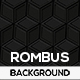 8 High resolution Rombus Backgrounds