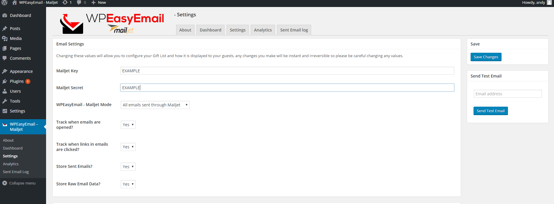Mailjet API Guides