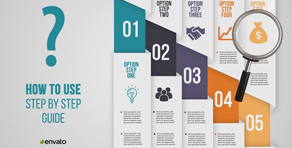 How To Use Step By Step Guide By Vs Sky Videohive