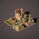 Lowpoly Blocks - 3DOcean Item for Sale