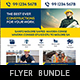 Construction Flyer Templates - GraphicRiver Item for Sale