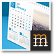 Desk Calendar 2017 - GraphicRiver Item for Sale