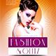 Fashion & Glitz Flyer Template - GraphicRiver Item for Sale