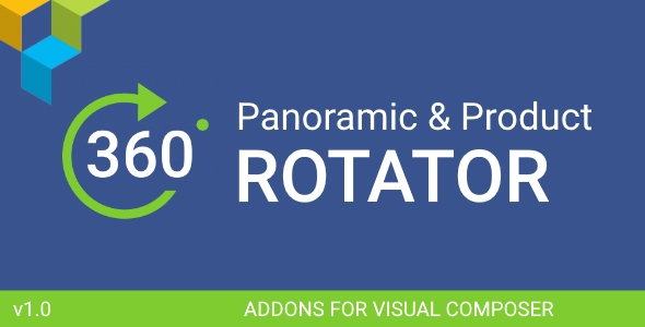 360 Product & Panorama Rotation - Visual Composer Addon - CodeCanyon Item for Sale