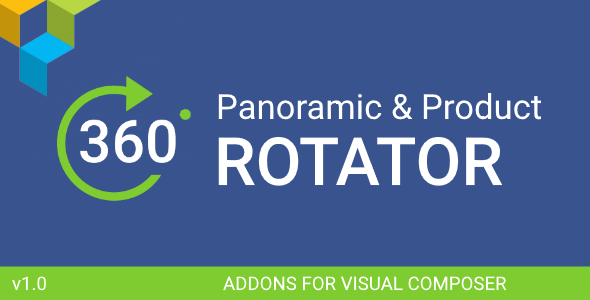 360 Product & Panorama Rotation - Visual Composer Addon