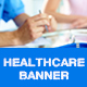 Healthcare Ad Banner - GraphicRiver Item for Sale