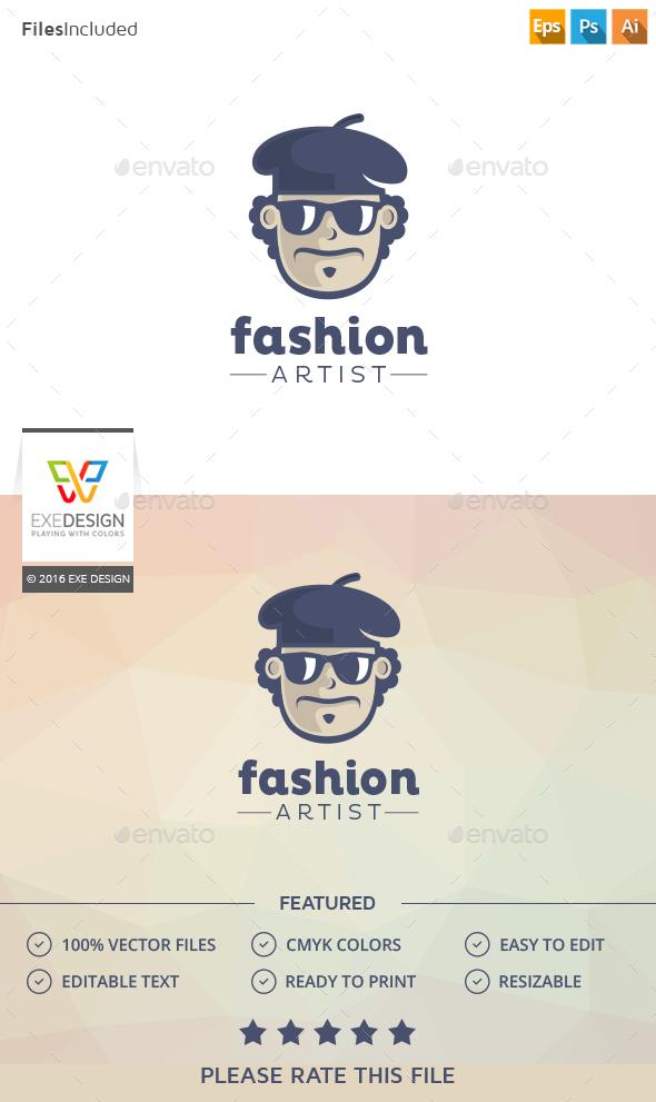 Artist Logo - Humans Logo Templates
