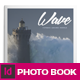 Wave - Photo Book - GraphicRiver Item for Sale
