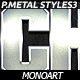 10 Premium Metal Styles - GraphicRiver Item for Sale