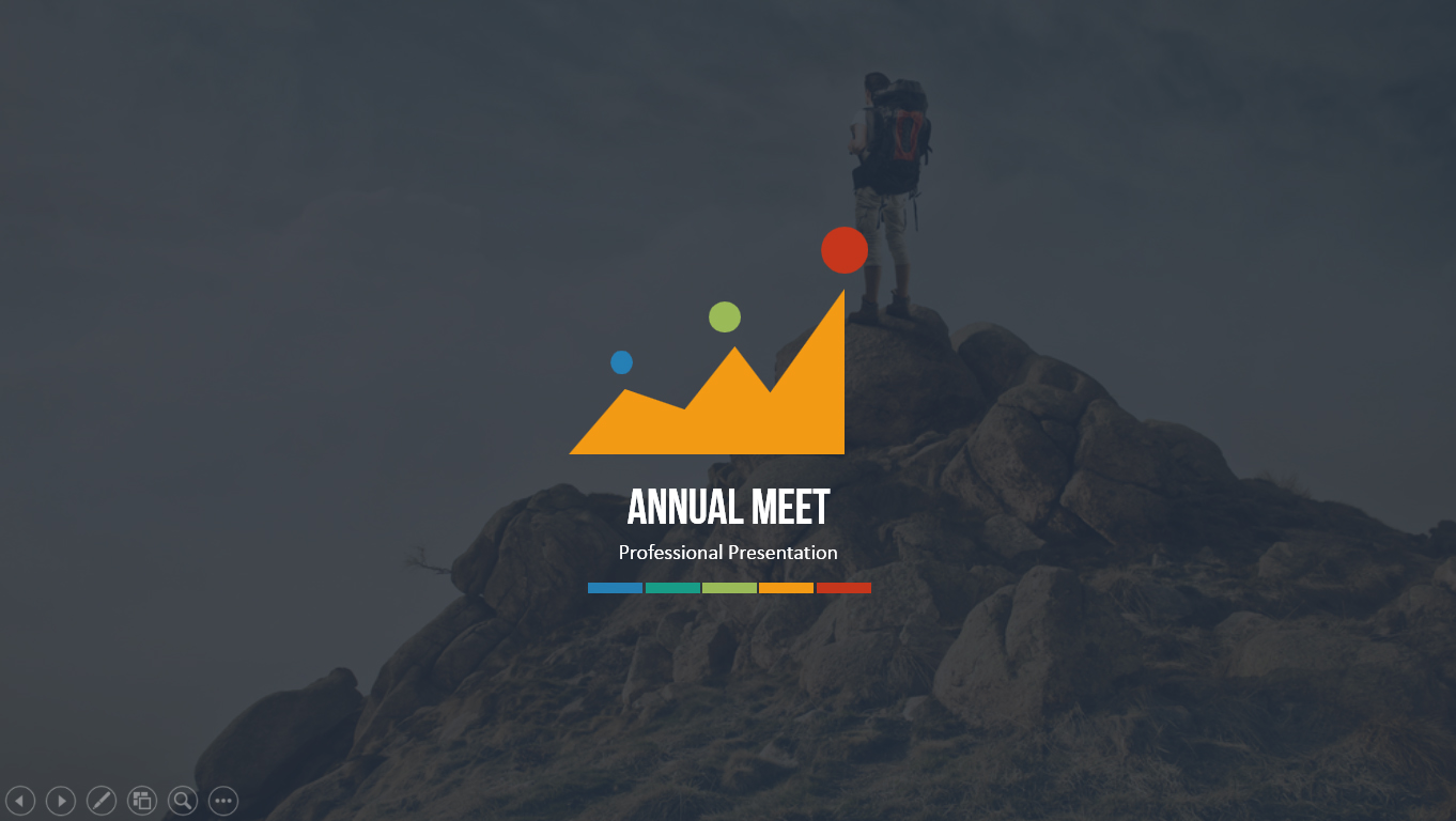 Annual Meet Keynote Template