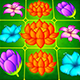 Flower Splash: Match-3 Puzzle Game UI Pack - GraphicRiver Item for Sale